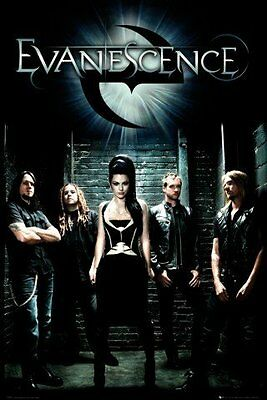 Evanescence - Group Shot Poster 24 x 36in