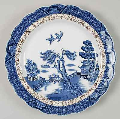 Booths REAL OLD WILLOW Salad Plate 2402497