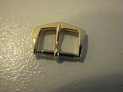 PATEK PHILIPPE 18K SOLID YELLOW GOLD BUCKLE 14mm