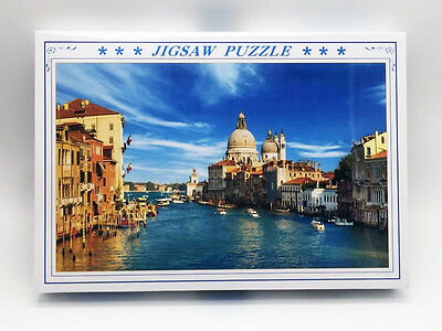 1000 Pieces Jigsaw Puzzle Adult Kids Toy Puzzles Venice Italy 75 x 50cm