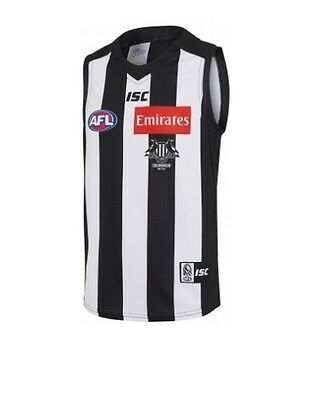 Collingwood Magpies AFL 2017 Home ISC Guernsey Adults, Kids & Toddlers All Sizes