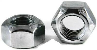 """Stover Hex Lock Nut Grade C Prevailing Torque Lock Nuts - 3/8""""-24 UNF -Qty-1000"""