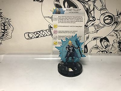 Renet Tilley Heroclix 024 Teenage Mutant Ninja Turtles Miniature CMG