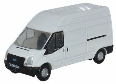 Bnib N Gauge Oxford Diecast 1:148 Nft006 Ford Transit Van Lwb High