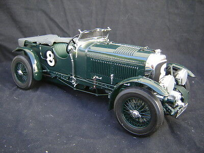 BENTLEY BLOWER 4,5 litre LE MANS 1930 MINICHAMPS 1/18