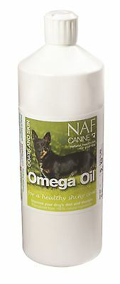 Natural Animal Feeds Canine Omega Oil Pet Animal Cat & Dog Supplements