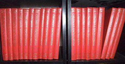 ARTHUR MEE'S Children's Encyclopedia..20volumes(FULL SET)..1963