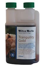 Hilton Herbs Canine Tranquility Gold Pet Animal Cat & Dog Supplements