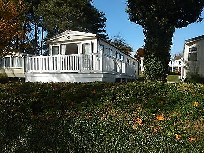 Reduced!! - 2012 ABI Ambleside Static Caravan Holiday Home with Harbour Views