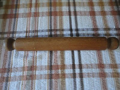 Shabby Vintage Traditional Farmhouse Wooden Rolling Pin - Kitchenalia #2