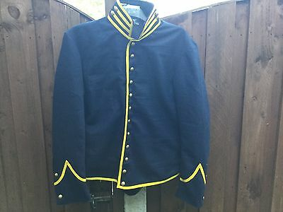 union cavalry shell jacket American civil war/  Indian wars size 42