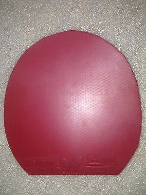 Butterfly Tenergy 25FX RED 2.1mm Ping Pong Table Tennis Rubber  jp13
