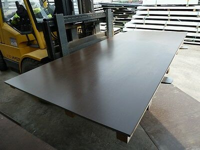 3m Galvanised Steel Metal Flat Sheets - Roofing / Cladding / Boarding / Fencing