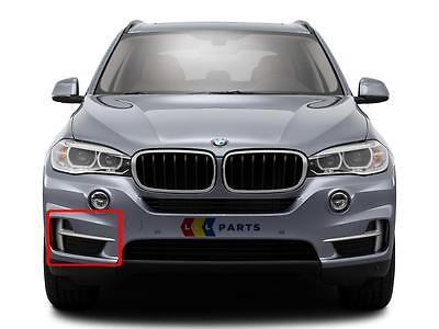 BMW NEW GENUINE X5 X6 SERIES F85 F56 M FRONT BUMPER GRILLE OPEN LEFT N//S 8056261