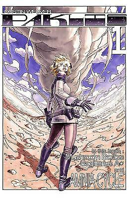PAKLIS #1 (1st PRINT) IMAGE Dustin Weaver SOLD OUT 2017 NM