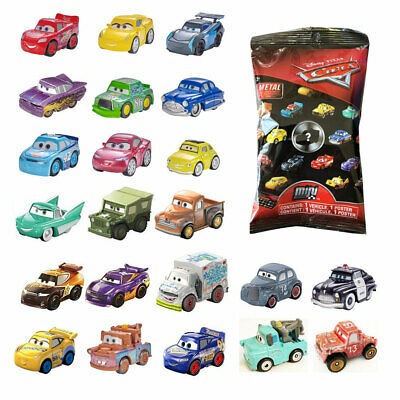 Disney Pixar Cars Mini Racers Blind Bag *Choose Your Favourite*