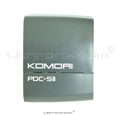 Repair of PDC-SII Scanning Head Assembly, Komori