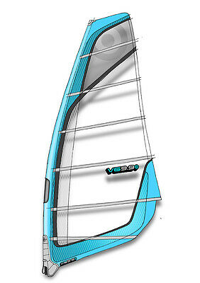 Neil Pryde 7.5M  V6 2009 Windsurfing Sail New Never Opened