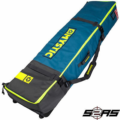 2017 Mystic Matrix Pro Boardbag with Wheels (Army)