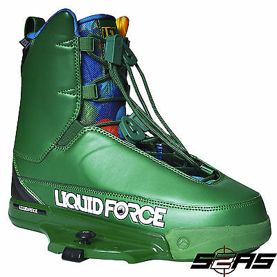 2016 Liquid Force Tao LTD Wakeboard Bindings