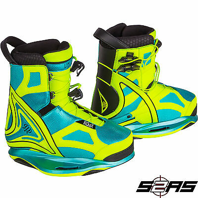 2017 Ronix Limelight Woman's Wakeboard Bindings