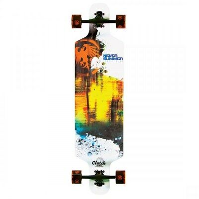 Never Summer Clutch Longboard