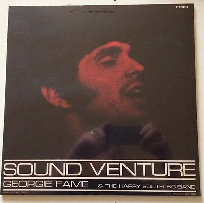 Georgie Fame LP Mint Sealed Mod Jazz R&B FREE UK P&P