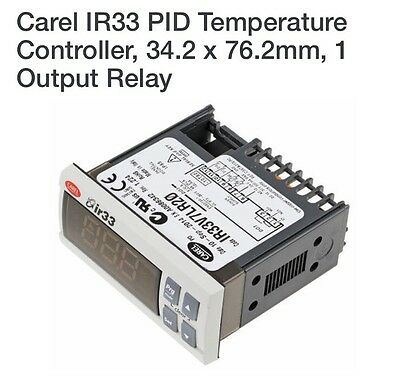Carel IR33 PID Temperature Controller