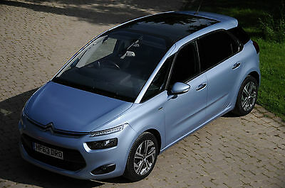 2013 Citroen C4 Picasso 1.6 e-HDi Airdream Exclusive + 5dr