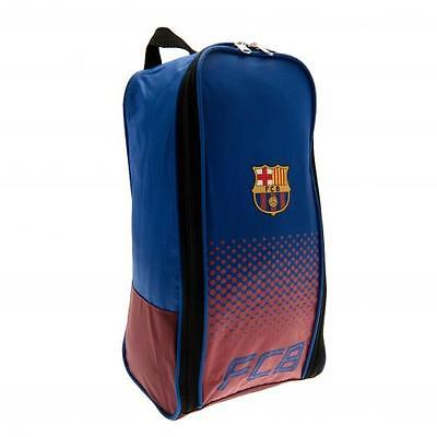 FC Barcelona Boot Bag Shoe Gym Gift Sack New Official Licensed Football Product