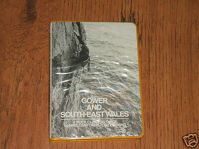 Gower and South-East Wales : A Rock Climbers Guide - 1983 S.Wales Mountaineering