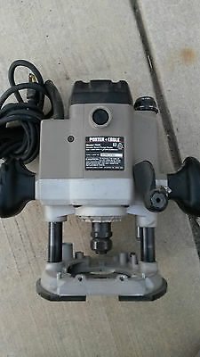 PORTER-CABLE #7529 2-Horsepower Heavy-Duty Variable Speed Plunge Router