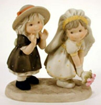 Kim Anderson PAAP Figurine, 'Who's Next', New In Box, Wedding Bouquet, 953113