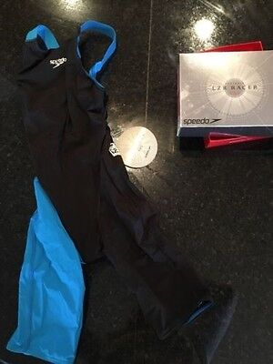 Brand new with tags size 24 speedo lzr racer pro