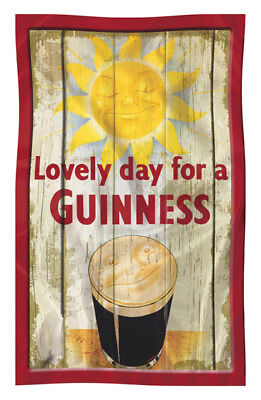 Guinness Nostalgic Cotton Towel Smiling Pint
