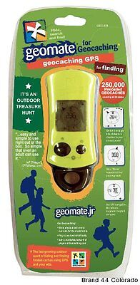 NIP Geomate for Geocaching Jr 2.0 Combination GPS & Update Kit-Made in the USA