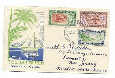 Tokelau Islands Cover
