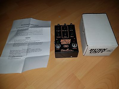 Kult: BARBER BURN UNIT EQ, OVP, Manual, Dumble in a Box, Boutique