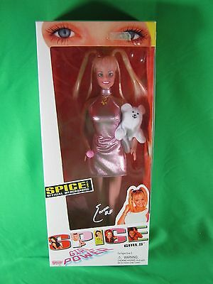 Spice Girls doll - Baby Spice from 1997 in Original Box NRFB