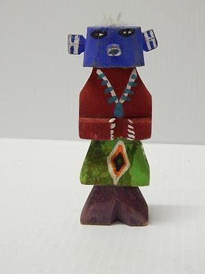 Antique / Vintage Hopi Indian Highway Route 66 Kachina Fred Harvey Style