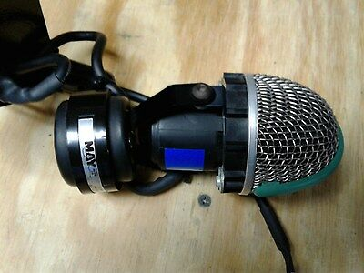 AKG May D112 Internal Floor Tom Drum Microphone System Mike Mic D-112