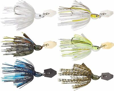 Z MAN PROJECT Z WEEDLESS CHATTERBAIT 3/8 OZ. select colors