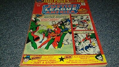 Justice League of America #116 (Mar-Apr 1975, DC) FINE/FINE+...100 PAGE GIANT!!!