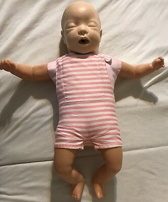 Laerdal Baby Anne Cpr Infant Manikin First Aid