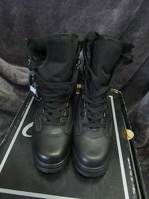 CORCORAN MACH 1955 Womens 5 M Black Tactical Military Police Paramedic Duty Boot