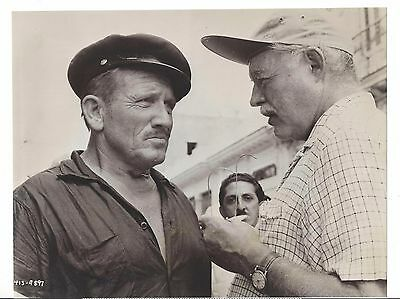 Spencer Tracy The Old Man and the Sea Movie 1959 Photo Hemmingway Original