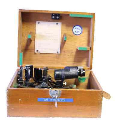 Tamaya Sextant 1970 in Case with Certificate Celestial Navigation