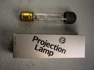 New Ge Cxk Projector Lamp, Slide Film Strip Projector 115 V 300 W, Nos