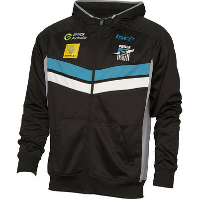 Port Adelaide Power AFL 2016 Players ISC Tech Hoody Size XS-5XL! BNWT's!