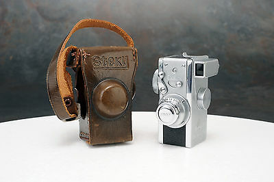- Steky Model III Subminiature Camera 16mm (av)